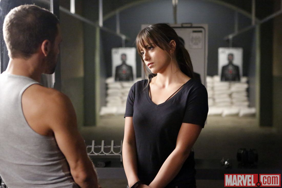 AGENTS OF SHIELD Check Out More New Stills Before Tonights Episode