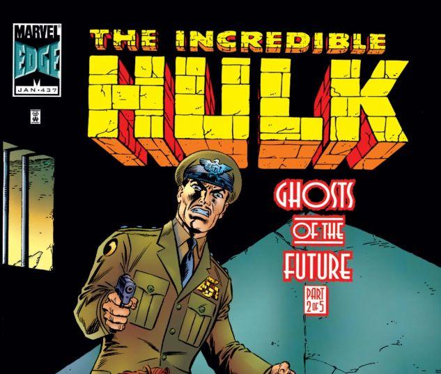 Incredible Hulk (1962) #437 Cover