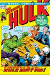 Incredible Hulk (1962) #147 Cover
