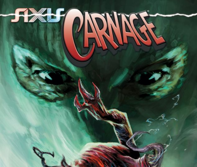 Axis: Carnage #3 (cover)