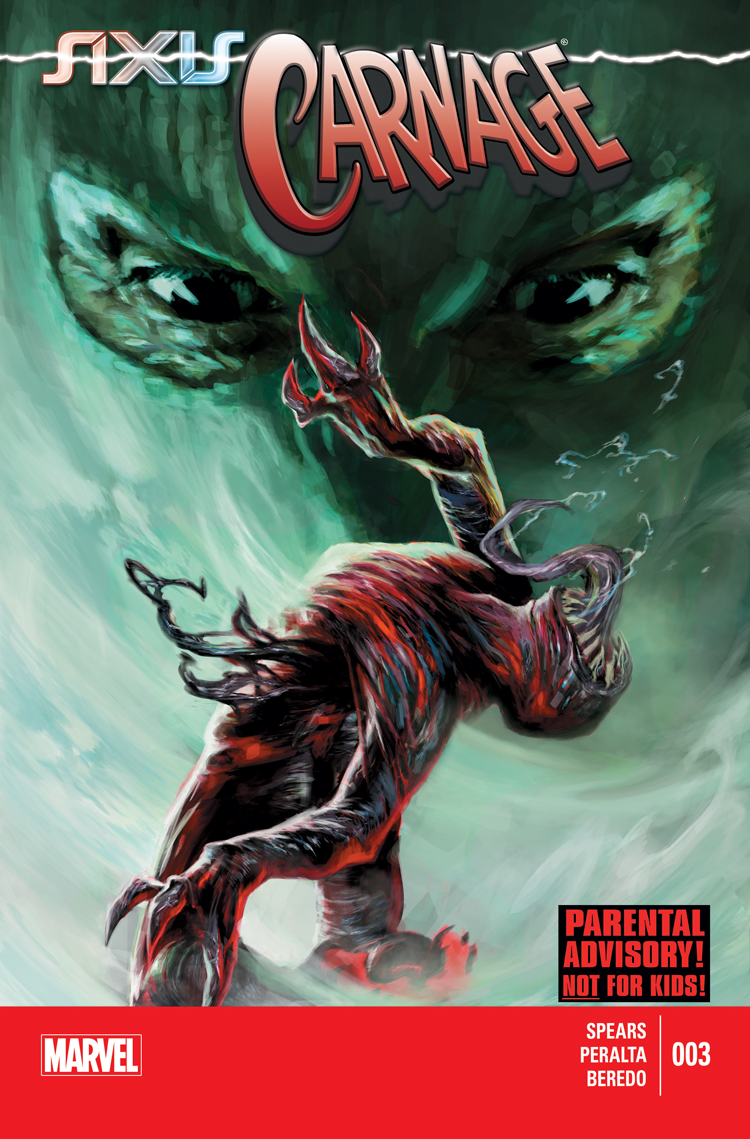Axis: Carnage (2014) #3