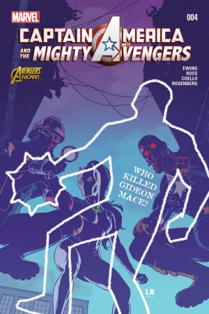 Captain America & the Mighty Avengers (2014) #4
