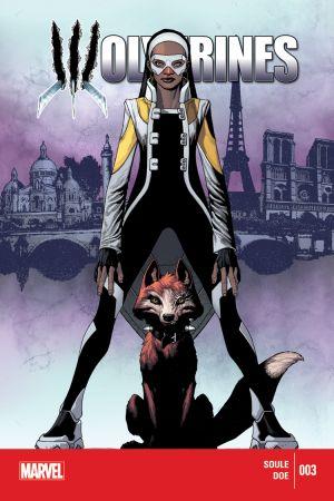 Wolverines #3