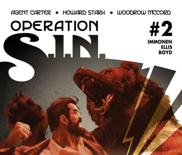 OPERATION: S.I.N. 2 (WITH DIGITAL CODE)