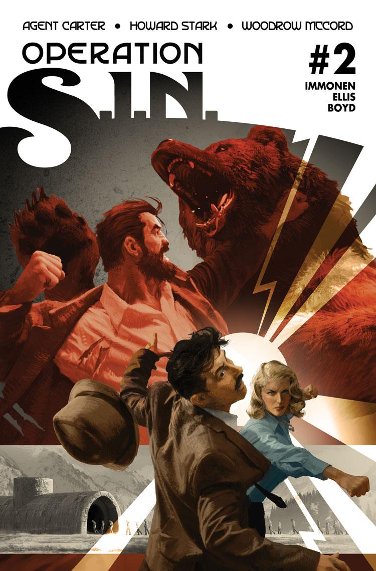 Operation: S.I.N. (2015) #2