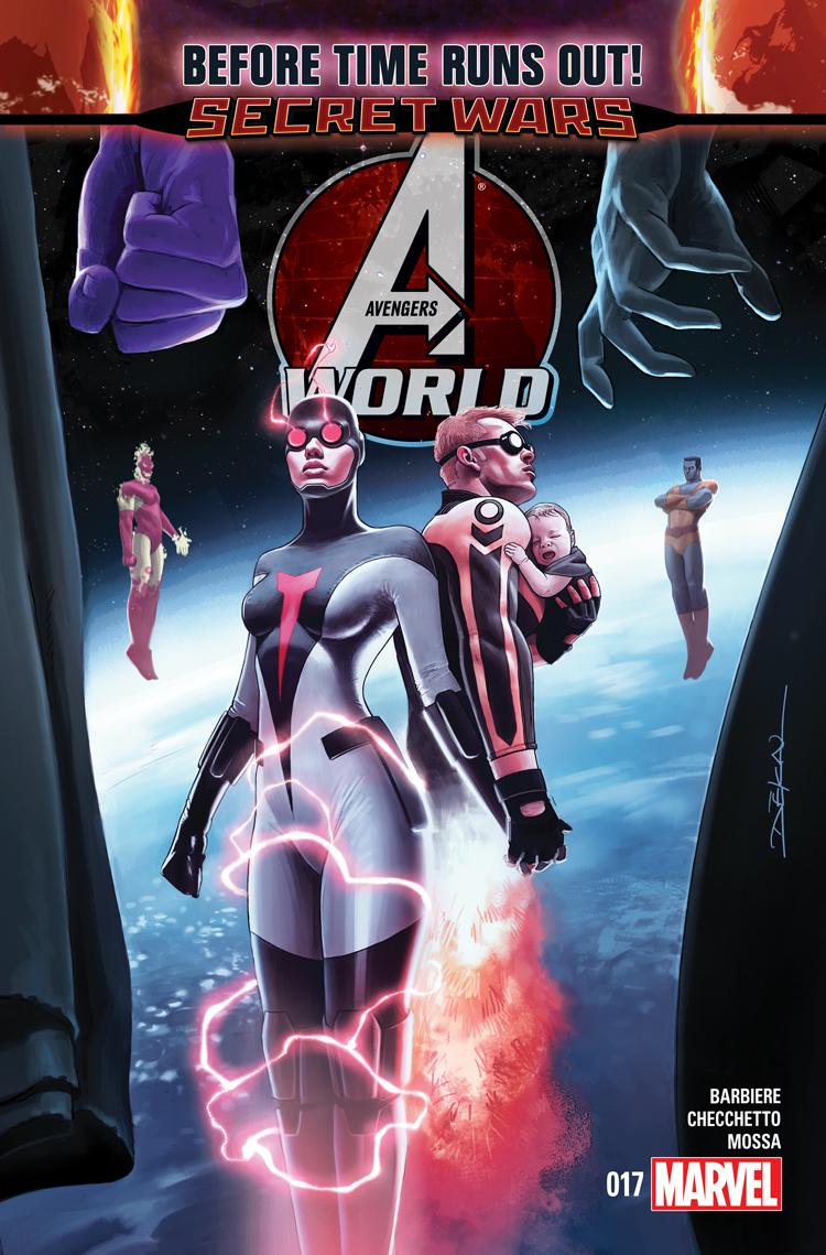 Avengers World (2014) #17