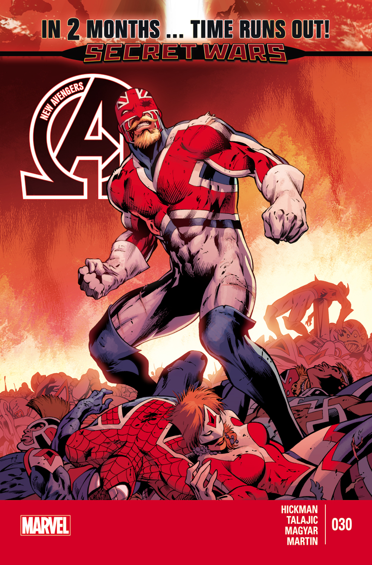 New Avengers (2013) #30