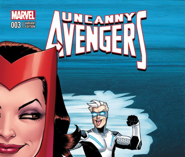 UNCANNY AVENGERS 3 CONNER WOM VARIANT (WITH DIGITAL CODE)