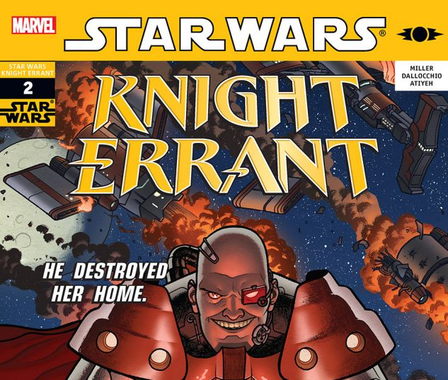 Star Wars: Knight Errant (2010) #2