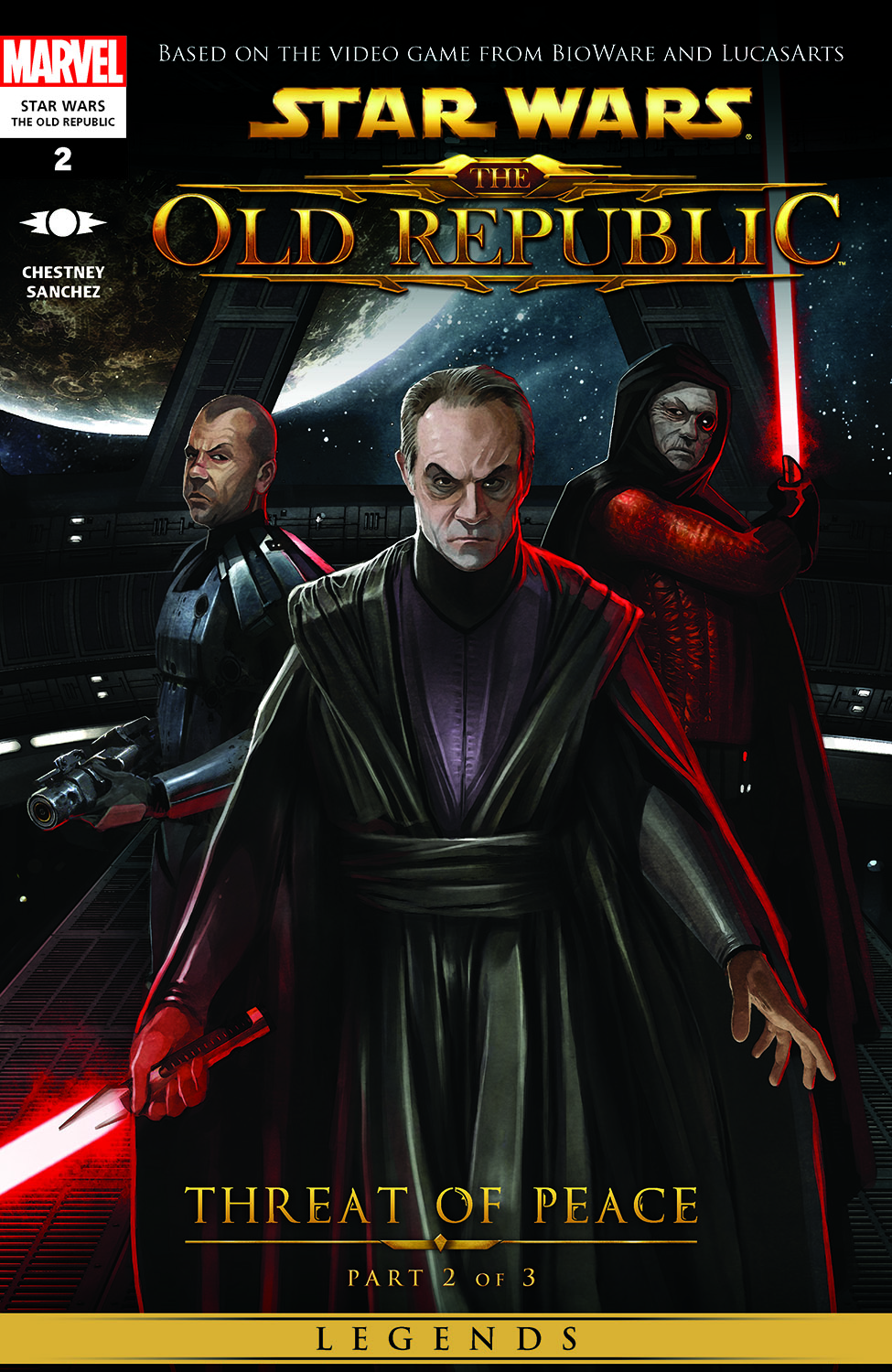 Star Wars: The Old Republic (2010) #2