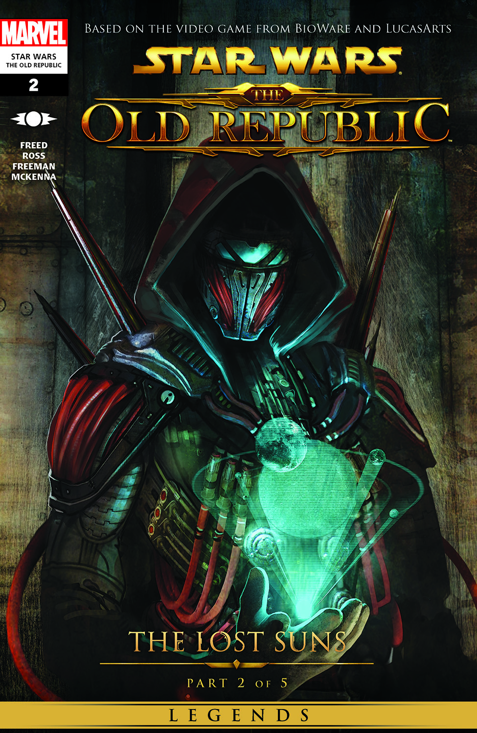 Star Wars: The Old Republic - The Lost Suns (2011) #2