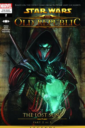 Star Wars: The Old Republic - The Lost Suns #2