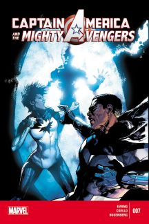 Captain America & the Mighty Avengers (2014) #7