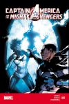 CAPTAIN AMERICA & THE MIGHTY AVENGERS 7 (WITH DIGITAL CODE)