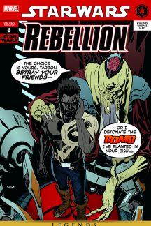 Star Wars: Rebellion (2006) #6