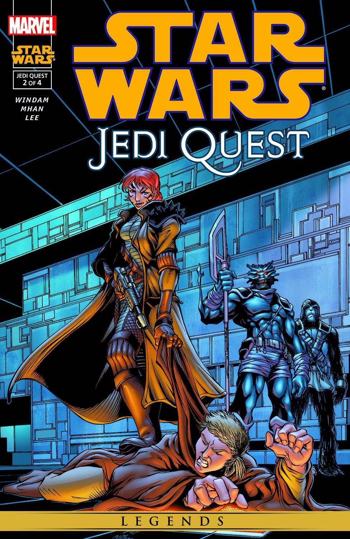 Star Wars: Jedi Quest (2001) #2