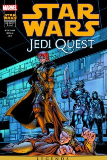 Star Wars: Jedi Quest #2