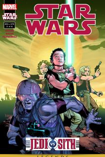 Star Wars: Jedi Vs. Sith #2