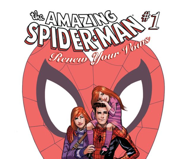 AMAZING SPIDER-MAN: RENEW YOUR VOWS 1 (SW, WITH DIGITAL CODE)