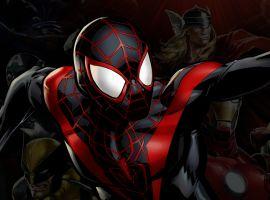 Spider-Verse Pt. 1 Spec Op