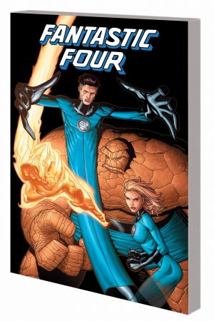 Fantastic Four by Aguirre-Sacasa & Mcniven (Trade Paperback)