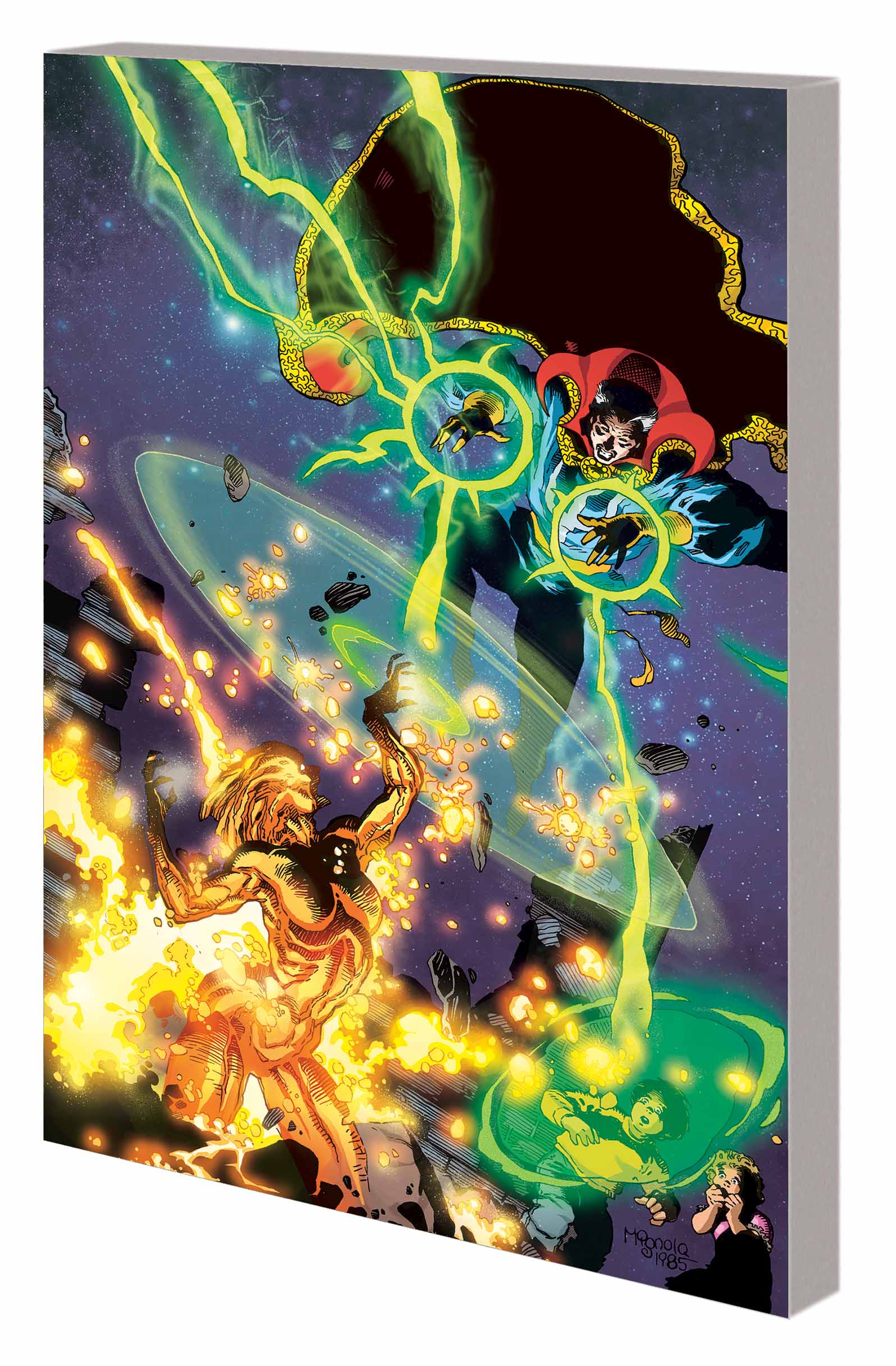 Doctor Strange: Don't Pay the Ferryman (Trade Paperback)