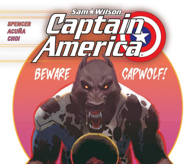 CAPTAIN AMERICA: SAM WILSON 3 (WITH DIGITAL CODE)