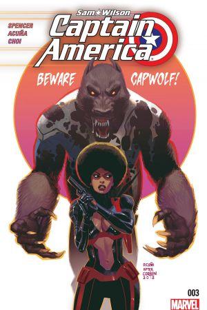 Captain America: Sam Wilson (2015) #3