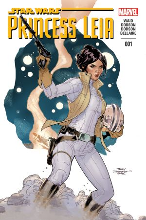 Princess Leia (2015) #1