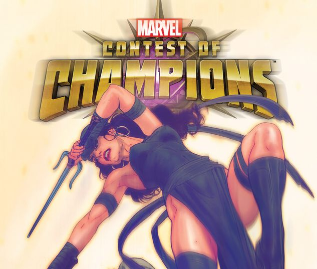 CONTEST OF CHAMPIONS 4 (WITH DIGITAL CODE)