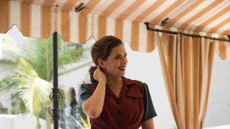 Hayley Atwell stars as Agent Peggy Carter in Marvel's Agent Carter
