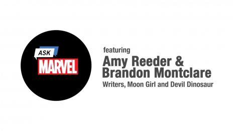 Ask Marvel: Amy Reeder & Brandon Montclare