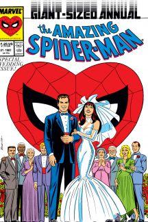 Amazing Spider-Man Annual (1964) #21