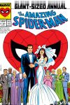 AMAZING SPIDER-MAN ANNUAL (1964) #21 Cover