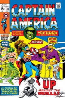 Captain America (1968) #130