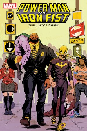 Power Man and Iron Fist (2016) #2