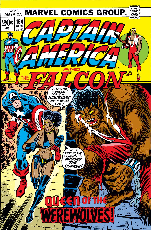 Captain America (1968) #164