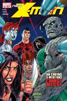 New X-Men #25