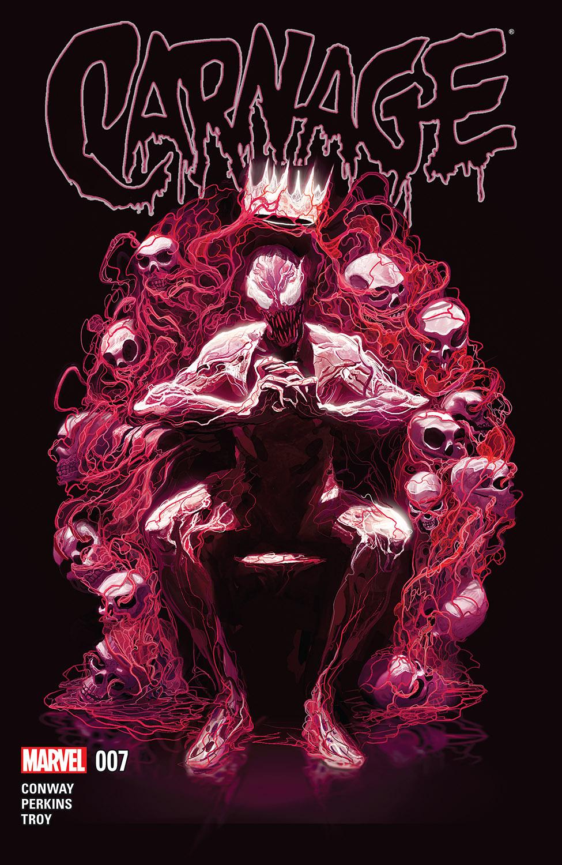 Carnage (2015) #7
