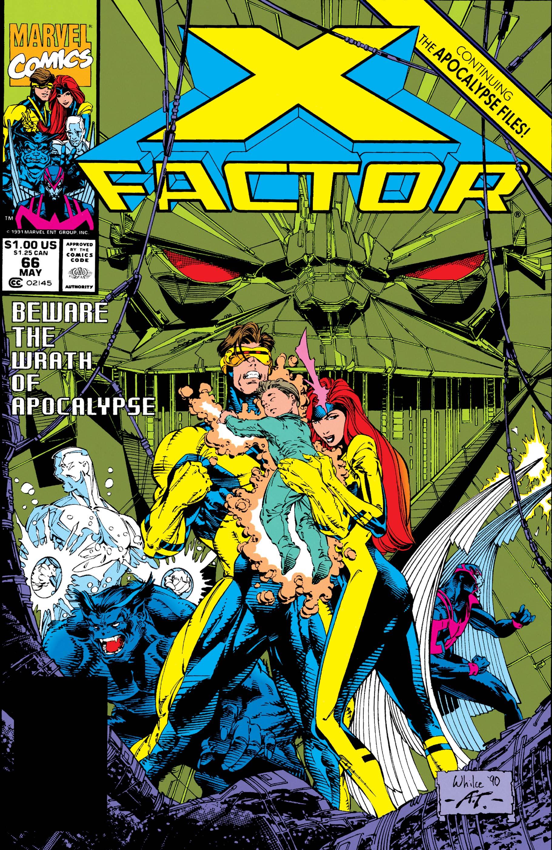 X-Factor (1986) #66
