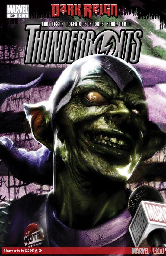 Thunderbolts (2006) #129