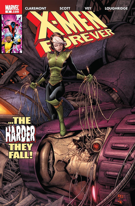 X-Men Forever (2009) #8