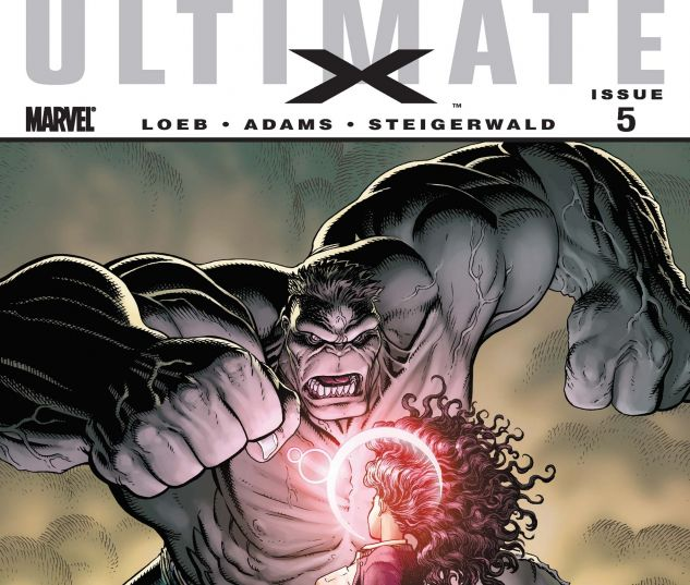 Ultimate Comics X (2010) #5