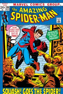 Amazing Spider-Man (1963) #106