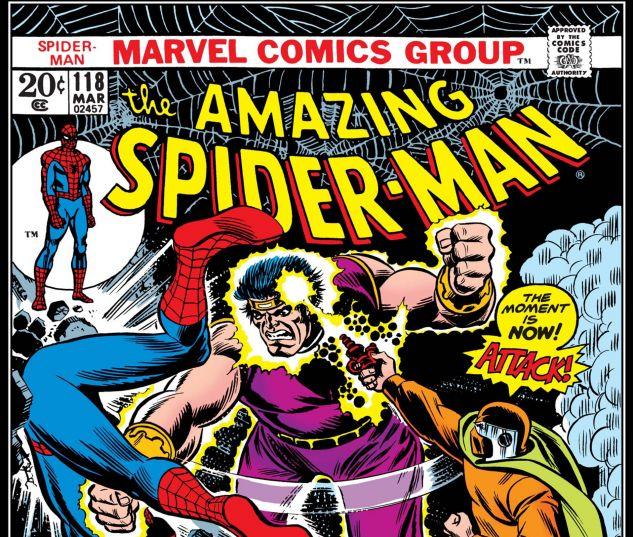 Amazing Spider-Man (1963) #118