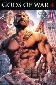 Civil War II: Gods of War #4
