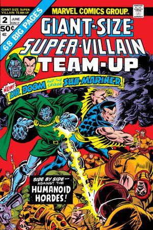 Giant-Size Super Villain Team-Up (1975) #2