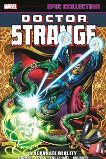 Doctor Strange Epic Collection: A Separate Reality (Trade Paperback)