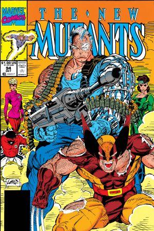 New Mutants #94