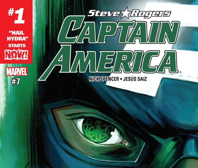 Captain America: Steve Rogers (2016) #7